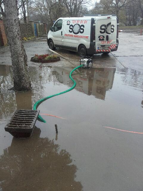 udraznianie kanalizacji metoda wuko szczecin wukokret